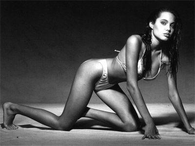 Angelina Jolie - 1